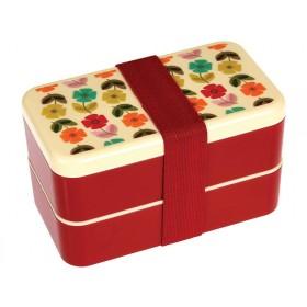 Bento box Midcentury Poppy large