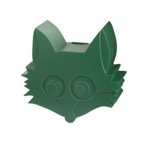 Blafre Snack Box FOX dark green