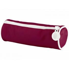 Blafre pencil case plum red