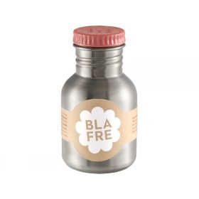 Blafre steel bottle small pink