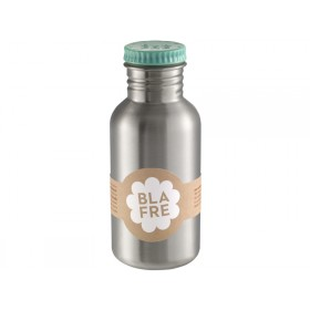 Blafre steel bottle blue-green