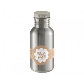 Blafre steel bottle grey