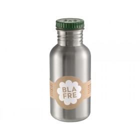 Blafre steel bottle green