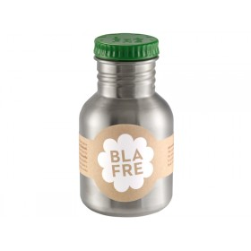 Blafre steel bottle small dark green
