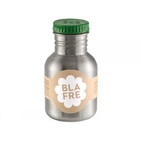 Blafre steel bottle small dark green