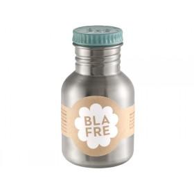 Blafre steel bottle small blue-green