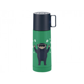 Blafre Thermos Bear DARK GREEN
