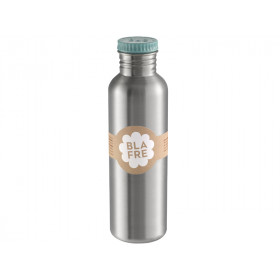 Blafre steel bottle 750ml blue-green