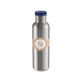 Blafre steel bottle 750ml dark blue