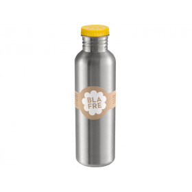 Blafre steel bottle 750ml yellow