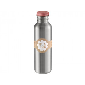 Blafre steel bottle 750ml pink