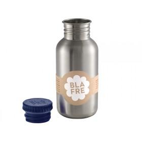Blafre steel bottle dark blue