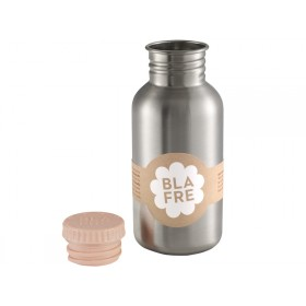 Blafre steel bottle peach