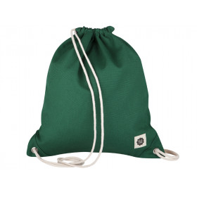 Blafre DRAWSTRING BAG dark green / light yellow