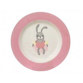 Bloomingville Ceramic Soup Plate Ellie