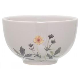 Bloomingville Ceramic Bowl Flora
