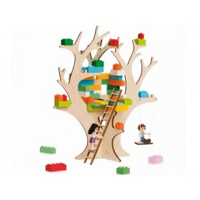 Brikkon Construction Kit TREEHOUSE