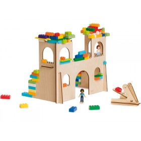 Brikkon Construction Kit CASTLE