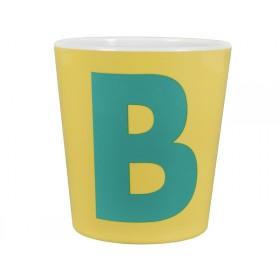 byGraziela ABC melamine cup - B
