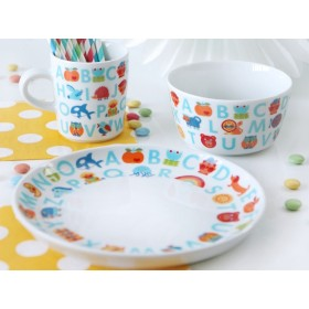 byGraziela ceramic tableware set ABC