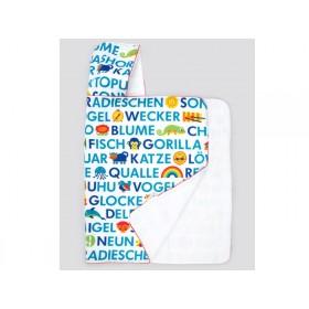 byGraziela hooded towel ABC