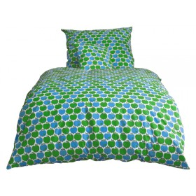 Apple bedding set in blue from byGraziela
