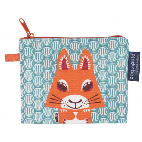 Coq en Pâte Wallet SQUIRREL
