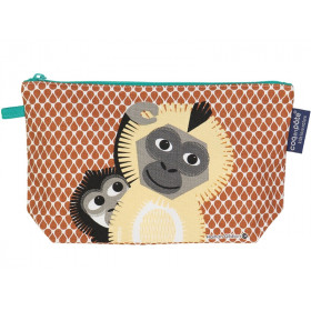 Coq en Pâte Toiletry Bag GIBBON