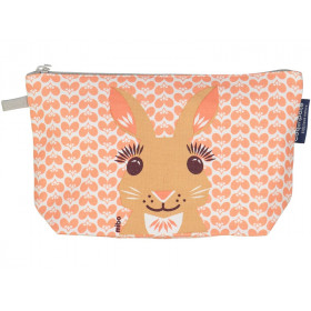 Coq en Pâte Toiletry Bag RABBIT