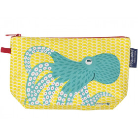 Coq en Pâte Toiletry Bag OCTOPUS