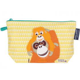 Coq en Pâte Toiletry Bag ORANG-UTAN