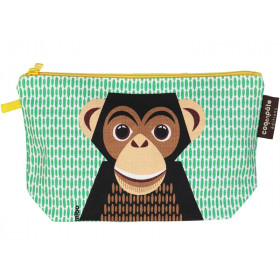 Coq en Pâte Toiletry Bag CHIMPANZEE