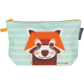 Coq en Pâte Toiletry Bag RED PANDA