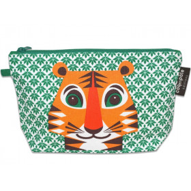 Coq en Pâte Toiletry Bag TIGER