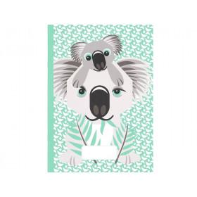 Coq en Pâte Notebook KOALA