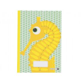 Coq en Pâte Notebook SEAHORSE