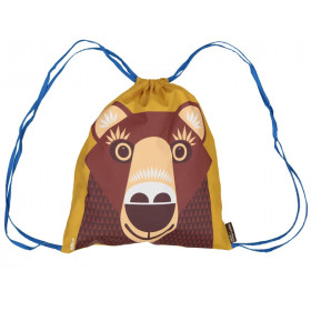 Coq en Pâte Drawstring Bag BEAR