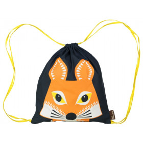 Coq en Pâte Drawstring Bag FOX