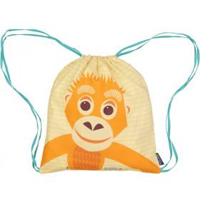 Coq en Pâte Drawstring Bag ORANG-UTAN