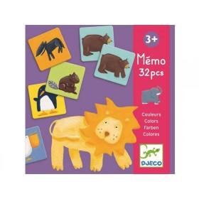 Djeco Memory Game COLORS