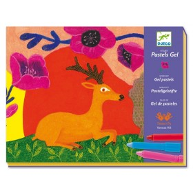 Djeco Gel Pastels WILD THINGS