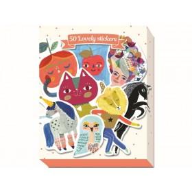 Djeco Stickers SARAH