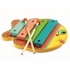 Djeco Animambo Xylophone Fish
