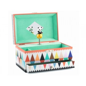 Djeco Musical Box The Panda's Song