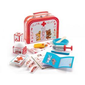 Djeco doctor's suitcase