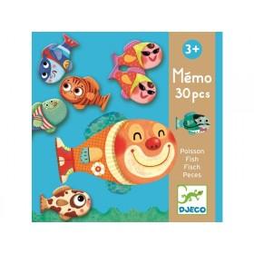 Djeco Memory Game FISH