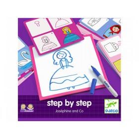 Djeco Eduludo step by step Josephine