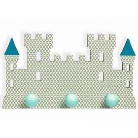 Djeco wardrobe castle