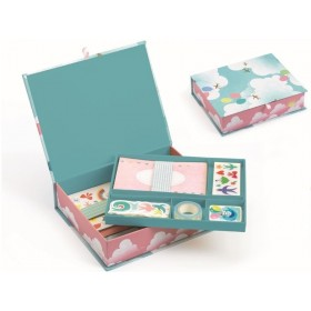 Djeco Paper Shop: Stationary Set CHARLOTTE
