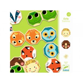 Djeco Learning Game OCTO DOMINO